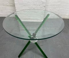 Green Murano Glass Side Table - 1954081
