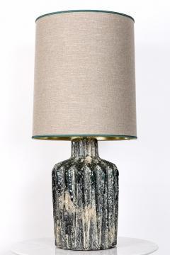 Green stone lamp - 2102539