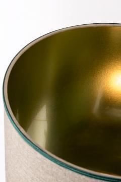 Green stone lamp - 2102567