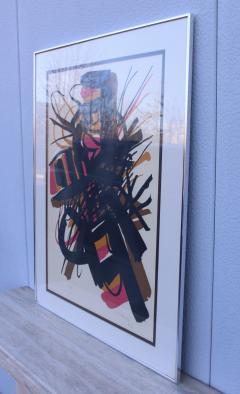 Greg Copeland 1970s Greg Copeland Abstract Artwork - 1827991