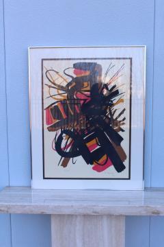 Greg Copeland 1970s Greg Copeland Abstract Artwork - 1827992