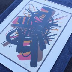 Greg Copeland 1970s Greg Copeland Abstract Artwork - 1827995