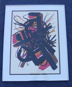 Greg Copeland 1970s Greg Copeland Abstract Artwork - 1828000