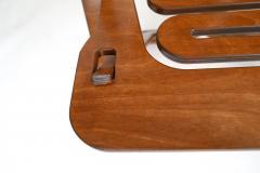 Gregg Fleishman Rare Gregg Fleishman Prototype European Birch Lumbarest Chair  - 829871