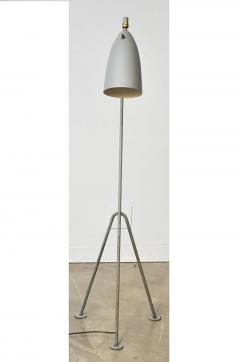 Greta Grossman Greta Grossman 831 Grasshopper Floor Lamp for Ralph O Smith - 446575