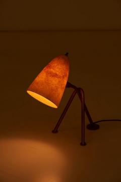 Greta Magnusson Grossman Pair of Grasshopper Table Lamps by Greta Grossman for Ralph O Smith US 1950s - 1097036