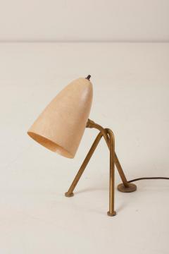 Greta Magnusson Grossman Pair of Grasshopper Table Lamps by Greta Grossman for Ralph O Smith US 1950s - 1097038