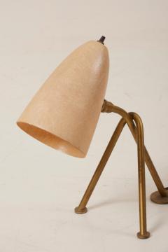 Greta Magnusson Grossman Pair of Grasshopper Table Lamps by Greta Grossman for Ralph O Smith US 1950s - 1097039