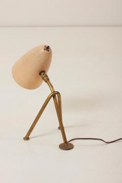 Greta Magnusson Grossman Pair of Grasshopper Table Lamps by Greta Grossman for Ralph O Smith US 1950s - 1097040