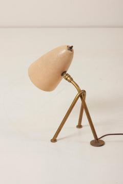 Greta Magnusson Grossman Pair of Grasshopper Table Lamps by Greta Grossman for Ralph O Smith US 1950s - 1097041