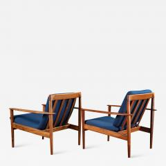 Grete Jalk GRETE JALK PAIR OF ARMCHAIRS - 1194578
