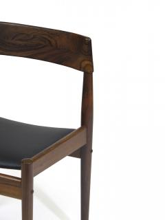 Grete Jalk Grete Jalk for P Jeppesens Rosewood Danish Dining Chairs - 229974