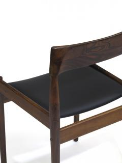 Grete Jalk Grete Jalk for P Jeppesens Rosewood Danish Dining Chairs - 229977