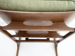 Grete Jalk Pair of Mahogany Lounge Chairs Attributed to Grete Jalk - 1625752