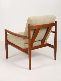 Grete Jalk Pair of Scandinavian Modern Armchairs Designed by Grete Jalk - 2014324