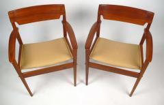 Grete Jalk Teak Arm Chairs by Grete Jalk - 232401