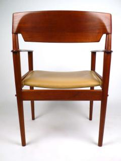 Grete Jalk Teak Arm Chairs by Grete Jalk - 232404