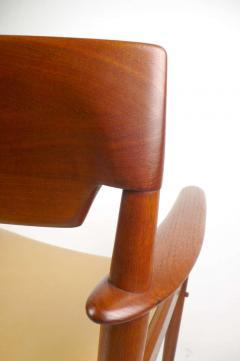 Grete Jalk Teak Arm Chairs by Grete Jalk - 232405