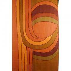 Gretl Leo Wollner Textile Roads Designed by Gretl and Leo Wollner for Knoll Int 1972 - 483746