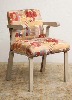 Greywashed Maple Armchair - 872735