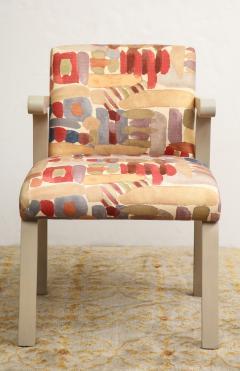 Greywashed Maple Armchair - 872736