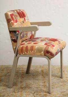 Greywashed Maple Armchair - 872737