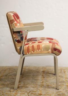 Greywashed Maple Armchair - 872738