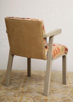Greywashed Maple Armchair - 872739