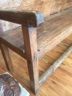 Guatemalan Bench - 479864