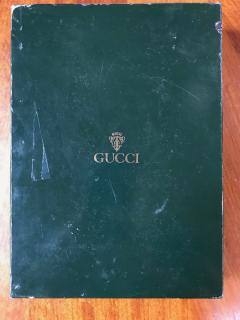 Gucci Agenda Original Box Italy 1970s - 1020600