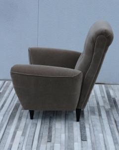 Guglielmo Ulrich 1940s Art Deco Italian Lounge Chairs - 2132132
