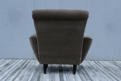 Guglielmo Ulrich 1940s Art Deco Italian Lounge Chairs - 2132133