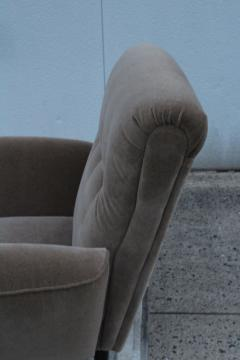 Guglielmo Ulrich 1940s Art Deco Italian Lounge Chairs - 2132134