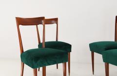 Guglielmo Ulrich Dining Chairs by Guglielmo Ulrich 1940s Set of 4 - 1059224