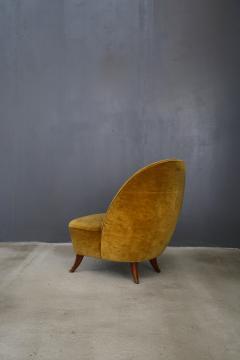 Guglielmo Ulrich Guglielmo Ulrich armchairs from 1950 with original fabric - 1029849