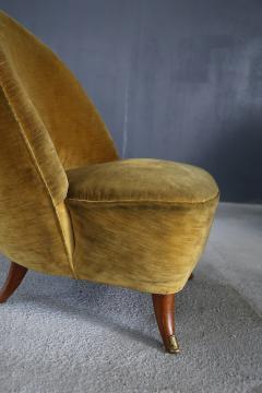 Guglielmo Ulrich Guglielmo Ulrich armchairs from 1950 with original fabric - 1029853