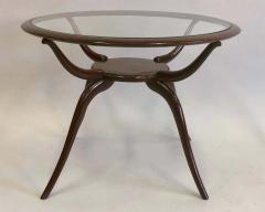 Guglielmo Ulrich Italian Mid Century Modern Arachnid Coffee Side Table Guglielmo Ulrich 1940 - 1759560