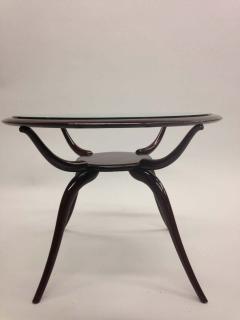 Guglielmo Ulrich Italian Mid Century Modern Arachnid Coffee Side Table Guglielmo Ulrich 1940 - 1759564