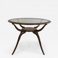 Guglielmo Ulrich Italian Mid Century Modern Arachnid Coffee Side Table Guglielmo Ulrich 1940 - 1762289