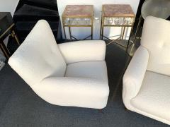 Guglielmo Ulrich Pair of Armchairs by Guglielmo Ulrich Italy 1950s - 1235892