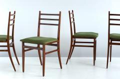 Guglielmo Ulrich Set of Six Guglielmo Ulrich Trieste Dining Chairs 1961 - 448914