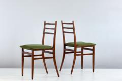 Guglielmo Ulrich Set of Six Guglielmo Ulrich Trieste Dining Chairs 1961 - 448915