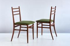 Guglielmo Ulrich Set of Six Guglielmo Ulrich Trieste Dining Chairs 1961 - 448918