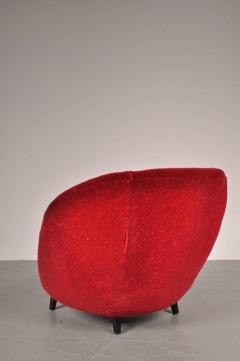 Guglielmo Veronesi 1950s Easy Chair Attributed to Guglielmo Veronesi for I S A Bergamo - 821741