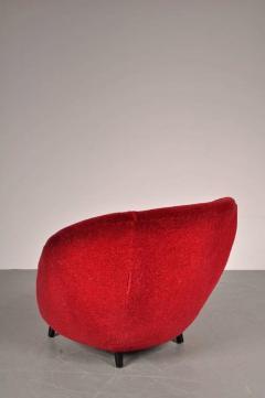 Guglielmo Veronesi 1950s Easy Chair Attributed to Guglielmo Veronesi for I S A Bergamo - 821743