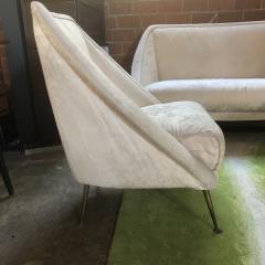 Guglielmo Veronesi Guglielmo Veronesi Settee with Two Lounge Chairs - 828338