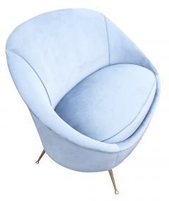 Guglielmo Veronesi Love Seat by Veronesi for ISA Italy 1960s - 1537004
