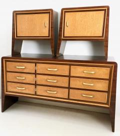 Gugliemo Ulrich Pair of Stunning Nightstands by Guglielmo Ulrich Italy 1930s 1940s - 393174