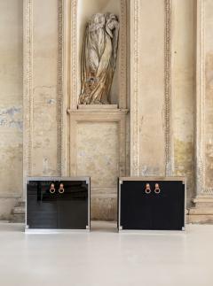 Guido Faleschini Pair of Guido Faleschini Cabinets for Hermes - 1452876