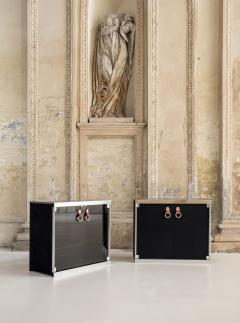 Guido Faleschini Pair of Guido Faleschini Cabinets for Hermes - 1452878